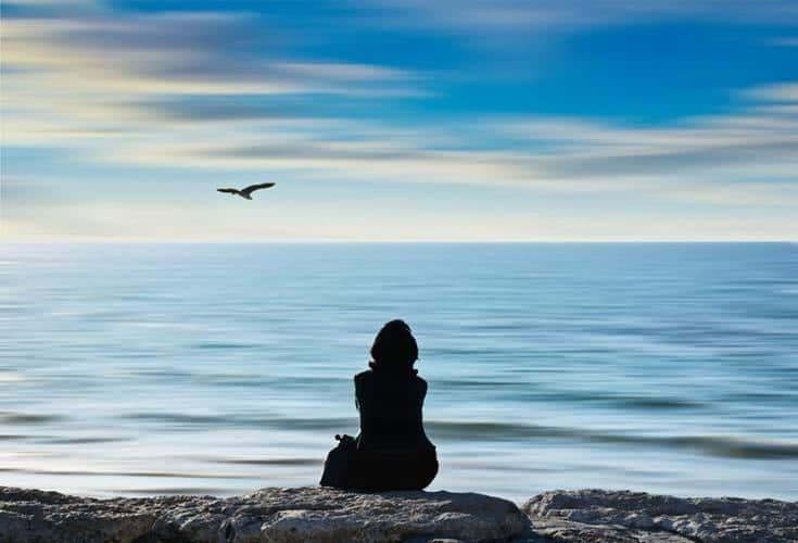 سکوت و تنهایی