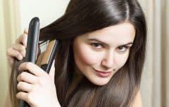 راهنمای کامل صاف کردن مو و نکات مهم برای انجام صحیح آن