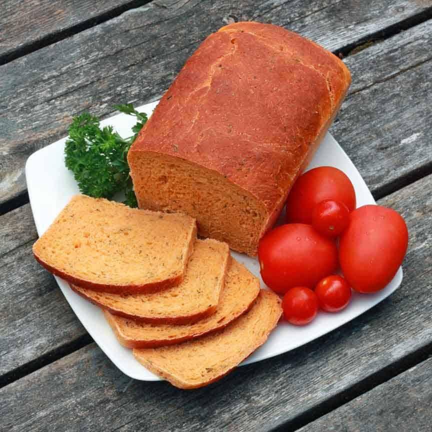 نان گوجه