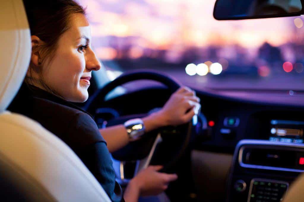 زنان راننده اوبر