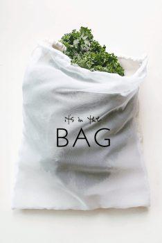 کیسه خرید پارچهای قابل بازیافت جایگزین کیسه پلاستیکی برای دوستداران محیط زیست