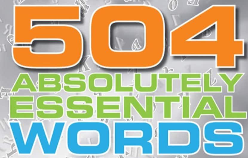 یادگیری لغت انگلیسی 504