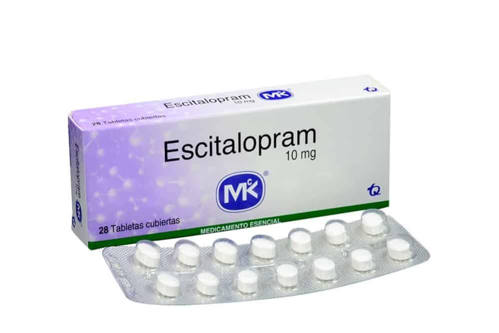 اما بین 4 تا 6 هفته بعد از مصرف اس سیتالوپرام، طول میکشد تا بهبود قابل توجهی مشاهده شود.