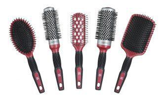 با انواع برسهای مو آشنا شوید، بهترین برس مو برای جنس موهای شما چیست؟