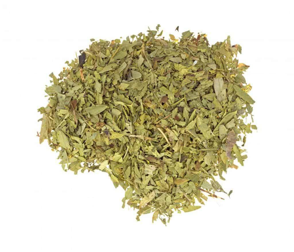 چای سنا و میزان مصرف
