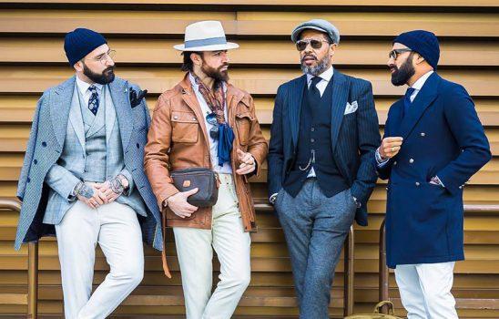 خوشرنگ بپوشید؛ اصول ترکیب طرح و رنگ در لباسهای مردانه