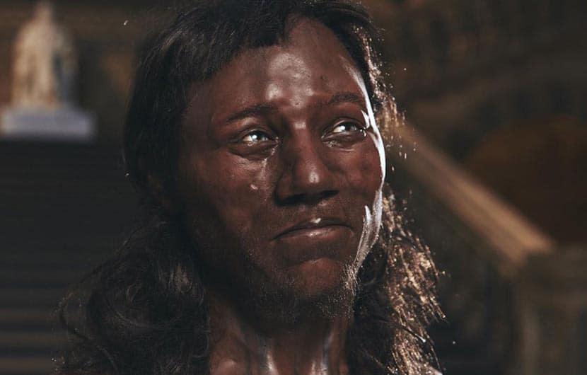 دانشمندان چهره اسکلت ده هزار ساله معروف به مرد چداری را بازسازی کردند