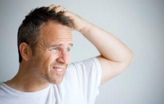 درد و حساسیت پوست سر