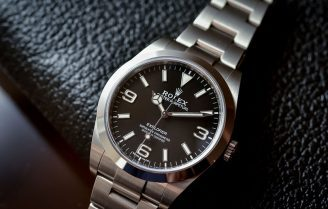 رولکس بهترین ساعت جهان، آشنایی با ساعت مدل اکسپلورر