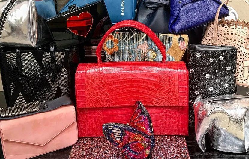 زیباترین و جدیدترین مدلهای کیف زنانه از برندهای معروف