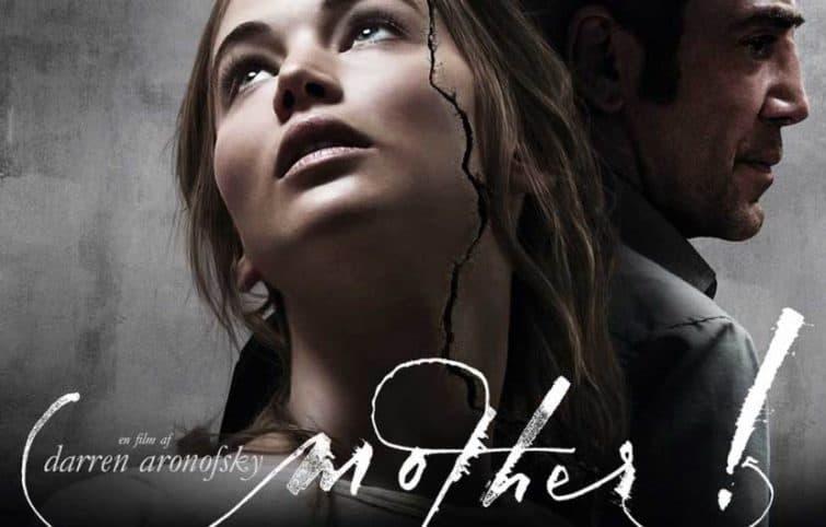 نگاهی به فیلم مادر: معجون عجیب و غریب، سردرگم و آشفته ای از دارن آرونوفسکی