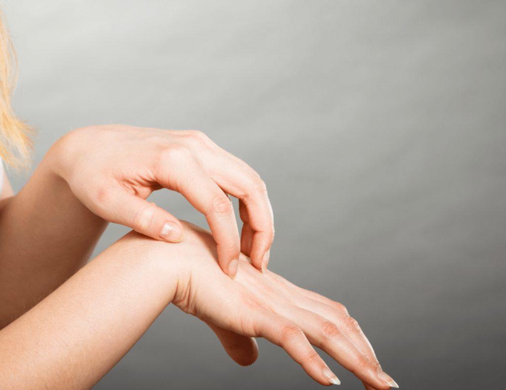 مشکلات پوست حساس