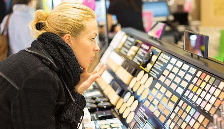 مهمترین ترفندهای آرایش