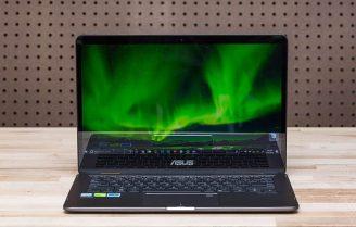 نقد و بررسی لپ تاپ قابل تبدیل Asus Zenbook Flip 14