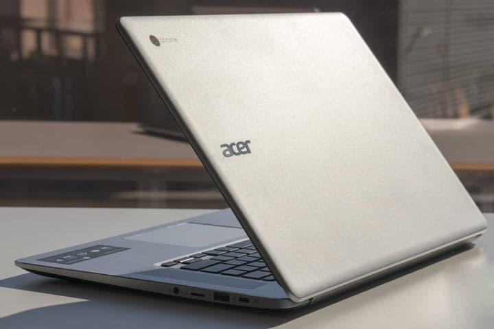 نقد و بررسی لپ تاپ Chromebook 15