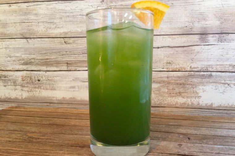 نوشیدنی انرژی زا و طبیعی