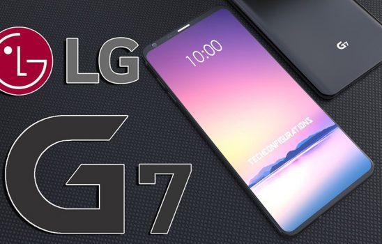 نگاهی به LG G7 یکی از جدیدترین گوشیهای هوشمند سال ۲۰۱۸