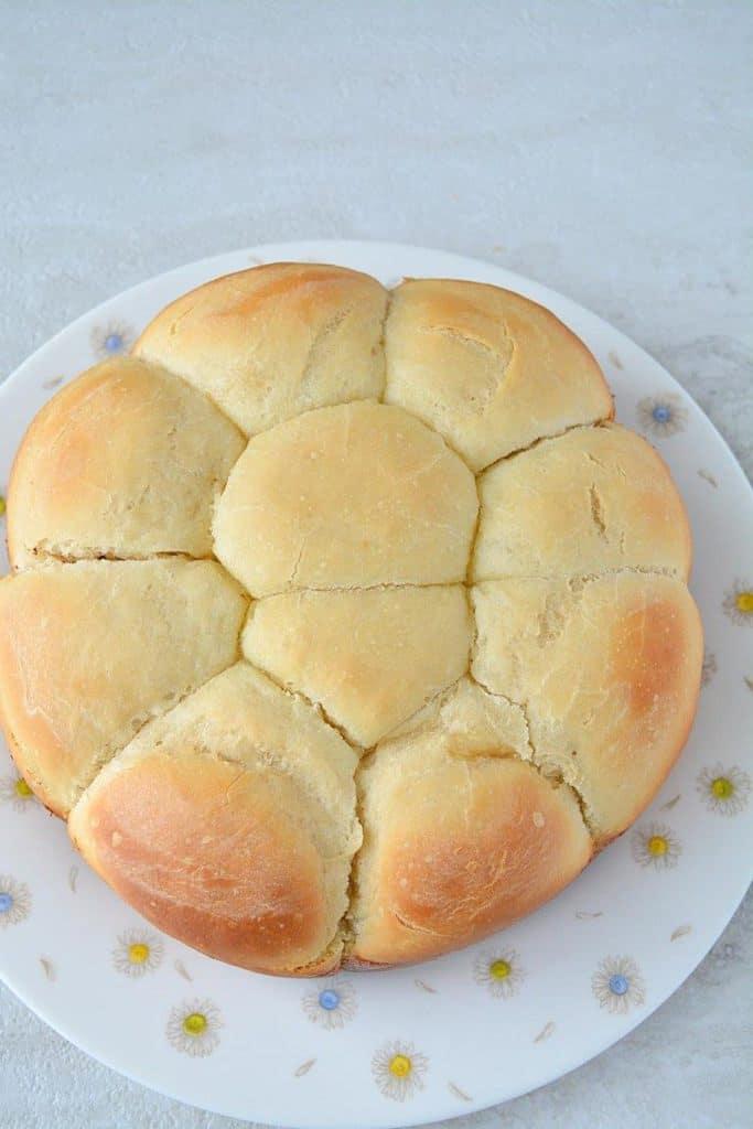 پخت نان بدون فر