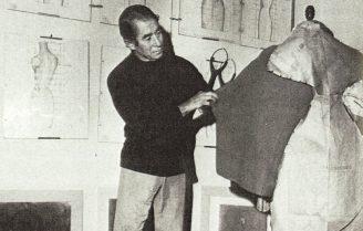چارلز جیمز طراح آمریکایی خالق لباسهای شب را بهتر بشناسید