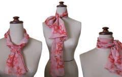 چند روش و ترفند جالب و متنوع برای بستن شال پتویی و روسری