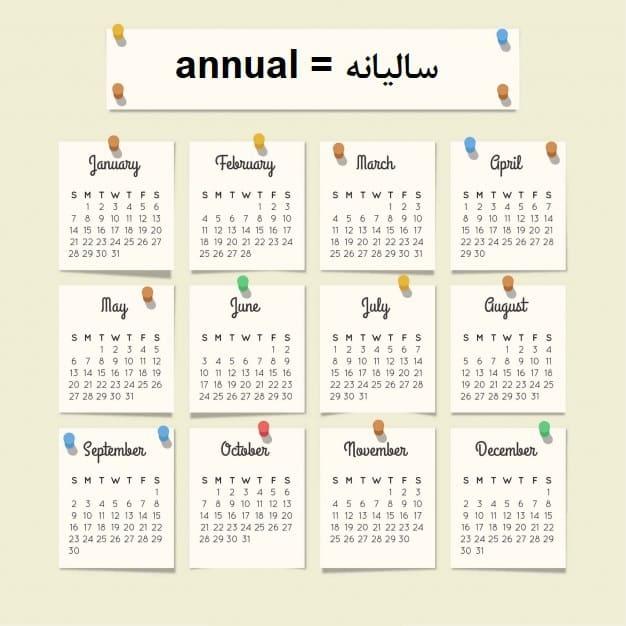 annual=سالیانه