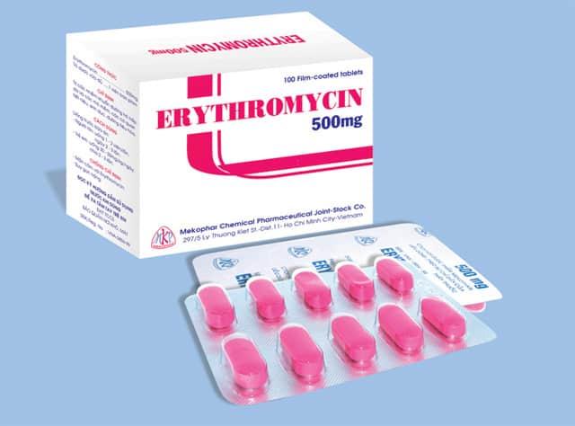 در صورتی که نسبت به داروی اریترومایسین حساسیت دارید، نباید این دارو را مورد استفاده قرار بدهید.