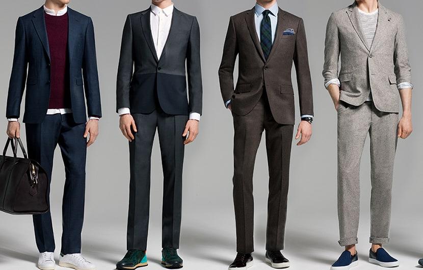 با هر رنگ کت و شلوار مردانه چه رنگ کفشی مناسب است؟ - مجله قرمز