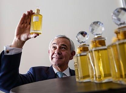 تغییر فرمول عطر