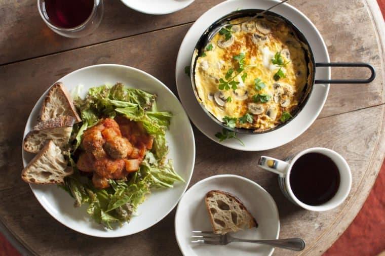 صبحانه لاکچری و مفصل