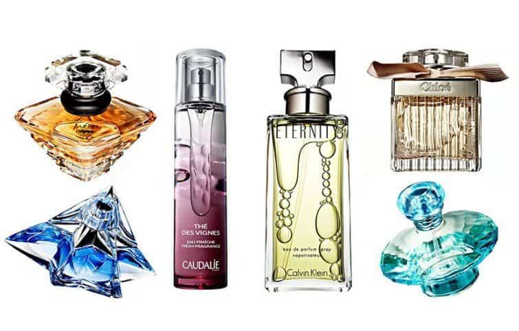عطرهایی برای تزئین خانه شما، زیباترین بطریهای عطر زنانه