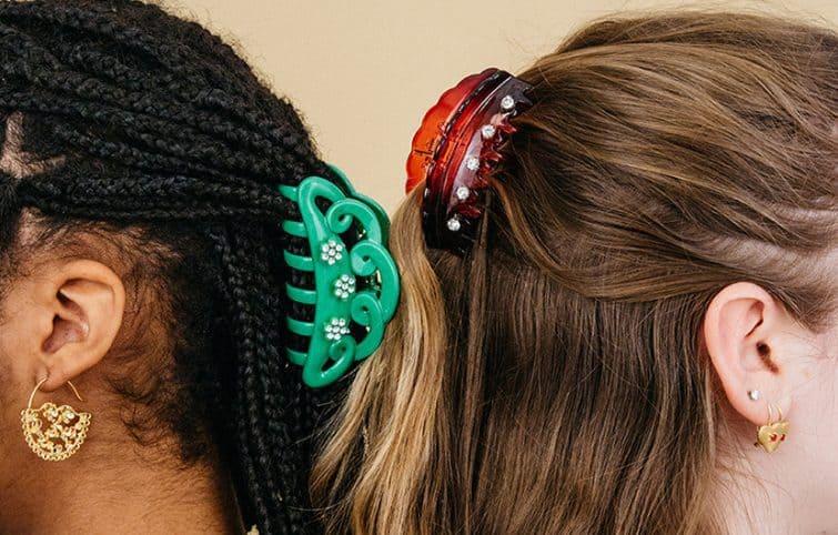 مدلهای جدید و زیبای اکسسوری مو برای آرایش موهای شما
