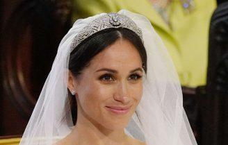 آرایش مگان مارکل در عروسی سلطنتی، راز سادگی و زیبایی او