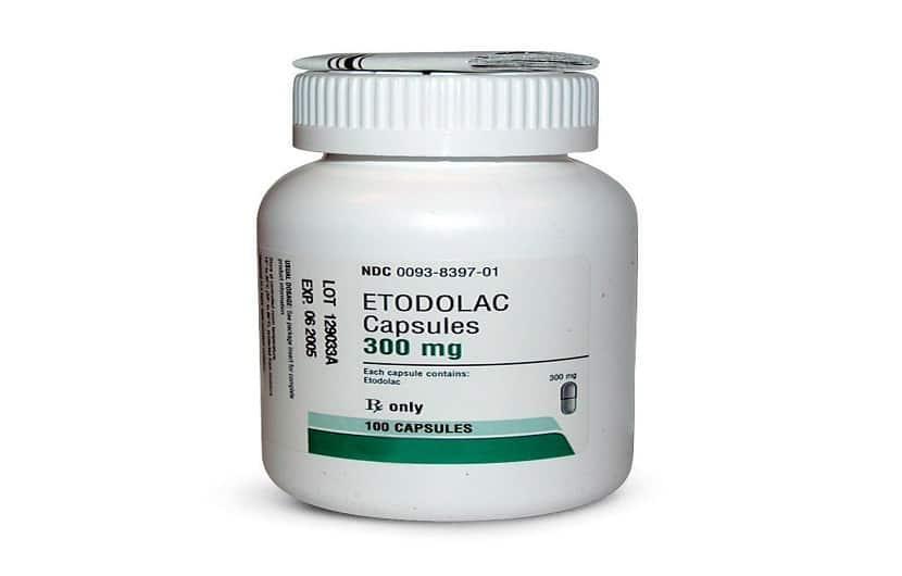 معرفی کامل داروی اتودولاک (Etodolac) یا لودین (Lodine)