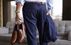 اصول اولیه برای ست کردن کفش و کمربند در استایل مردانه
