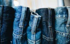 اندازه کردن شلوار جین ،شلوار تنگ یا گشاد را به این روش اندازه کنید