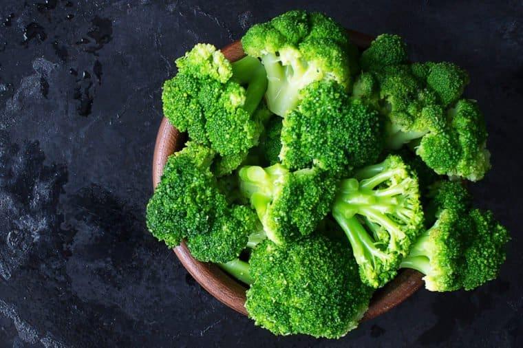 سالمترین سبزیجات