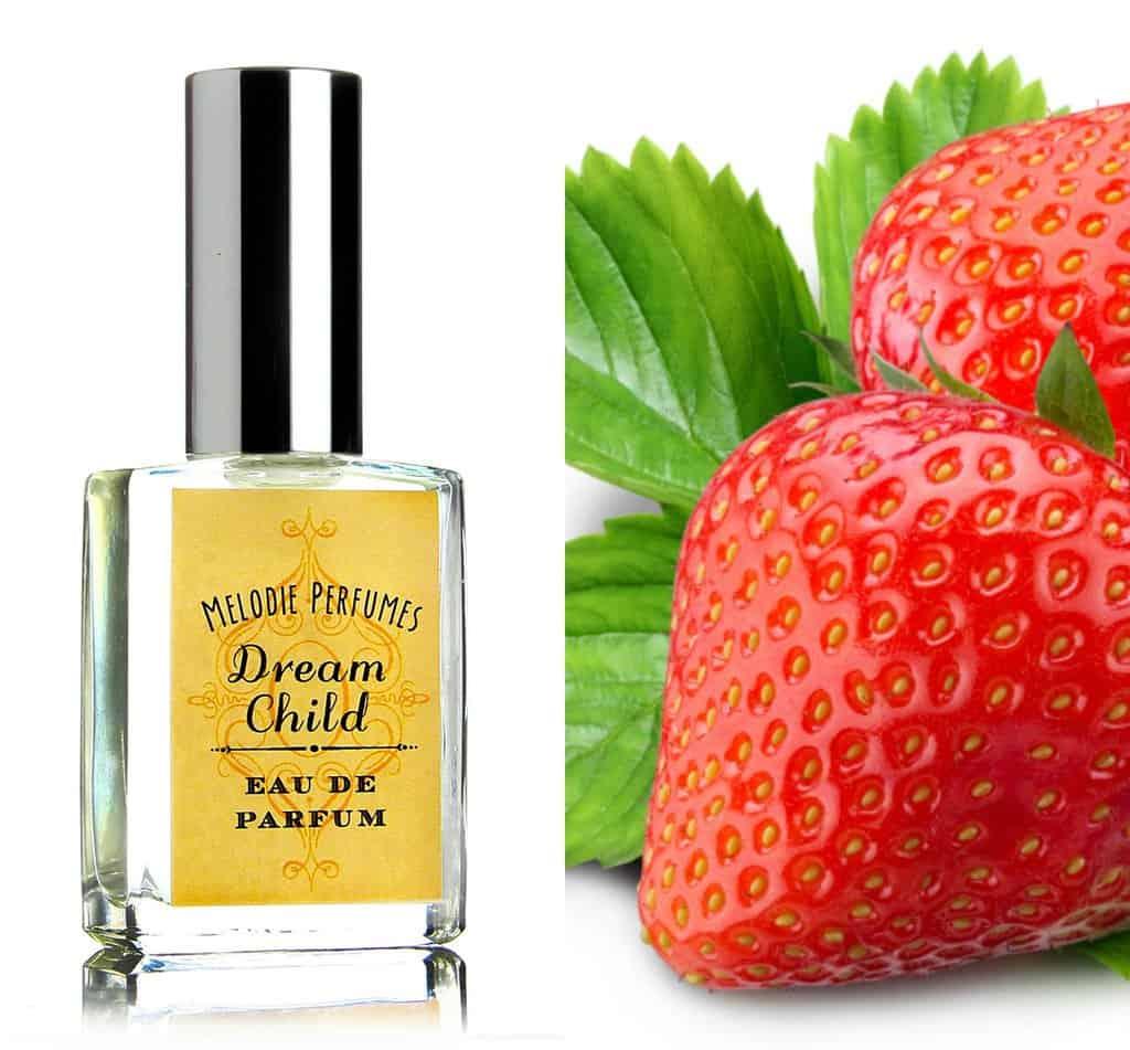 رایحه توت فرنگی و آناناس