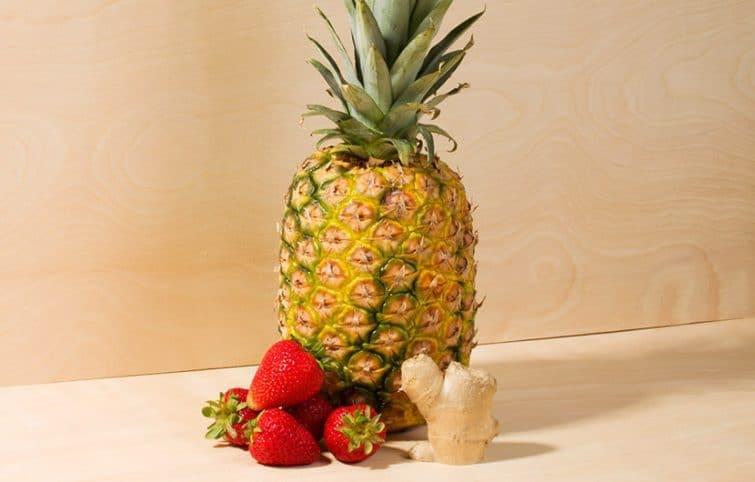 رایحه توت فرنگی و آناناس دو رایحه دلپذیر از دنیای میوهها
