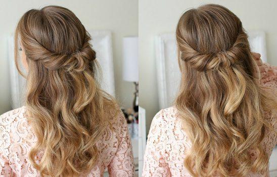 چند مدل موی نیمه باز زیبا، جدیدترین مدل مو برای تابستان امسال