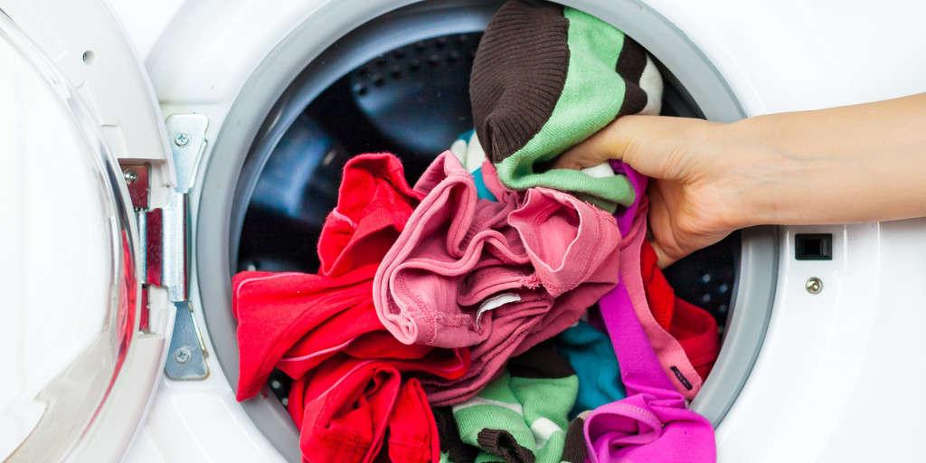 برنامه شستشوی لباس ها