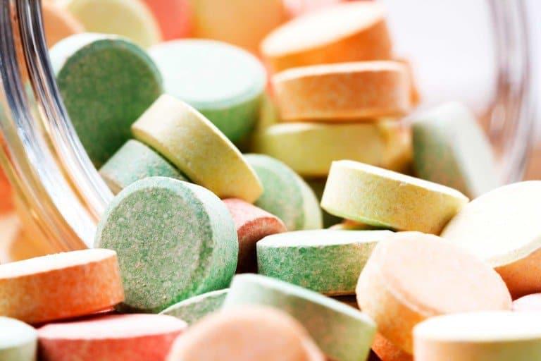 رفع درد معده با قرص آنتی اسید