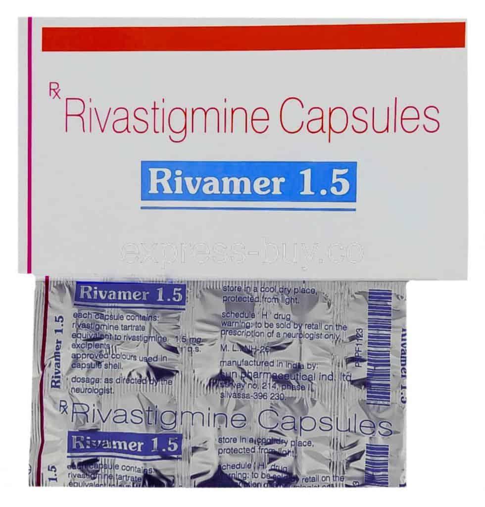 داروی اکسلون یا ریواستیگمین را حتماً با تجویز پزشک مصرف کنید.