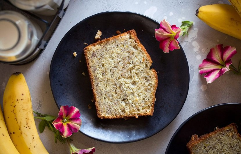 نان موزی ساده