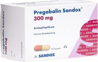 داروی پرگابالین یا لیریکا