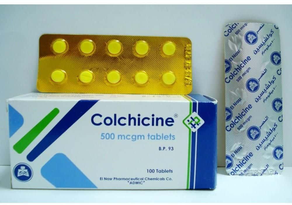 داروی کلشی سین
