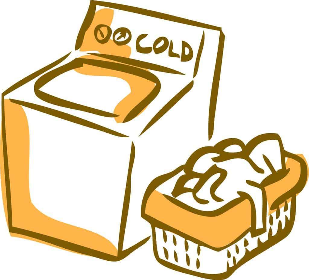 دمای مناسب آب برای شستشوی لباس