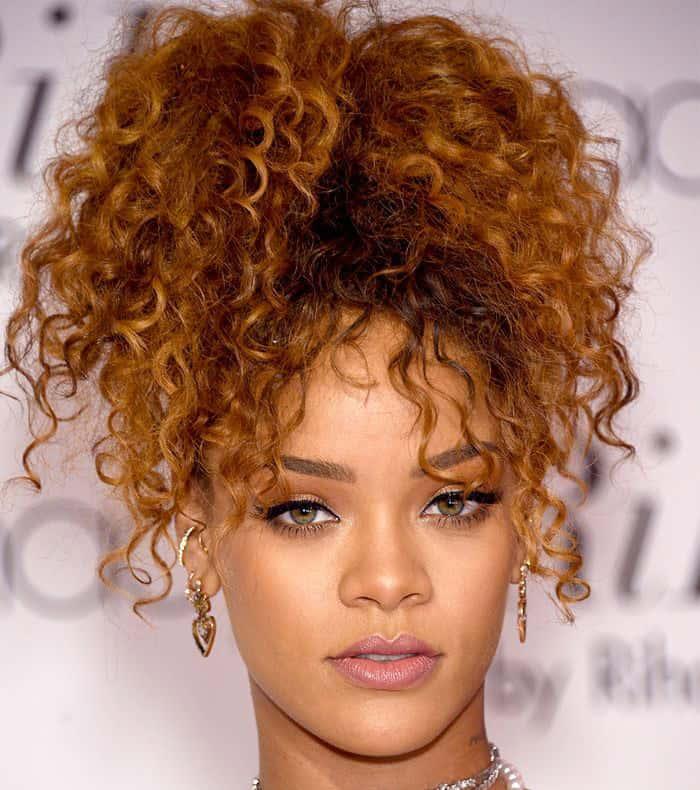 مدلهای مو برای آرایش موهای فر