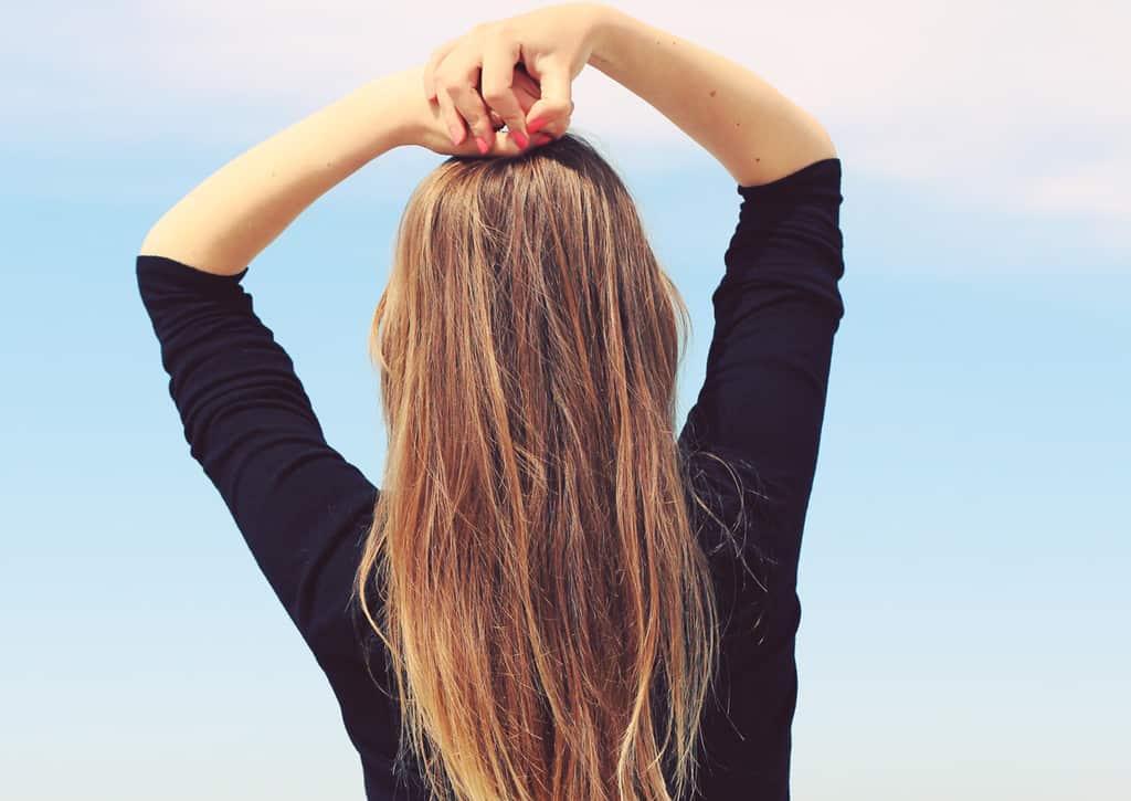 دردسر موهای کوتاه نازک