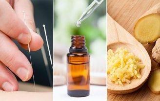 درمان طبیعی تهوع