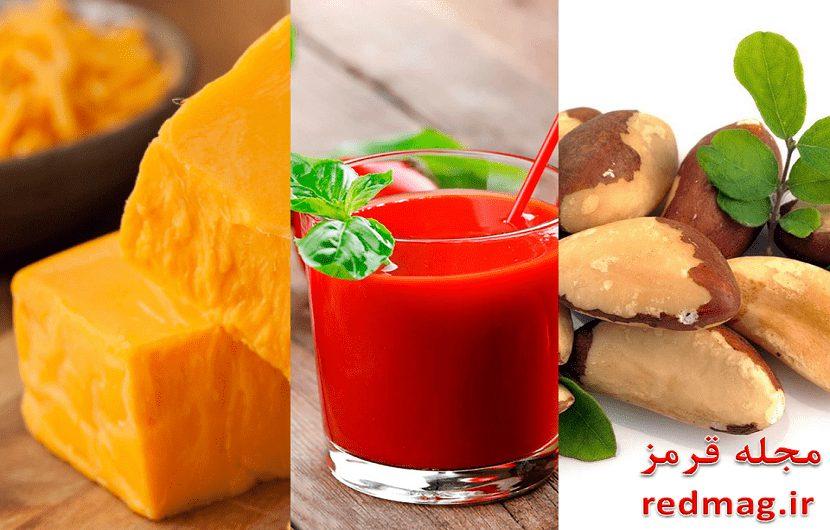 تقویت استخوان و سلامت اسکلت بدن با 25 ماده غذایی متنوع
